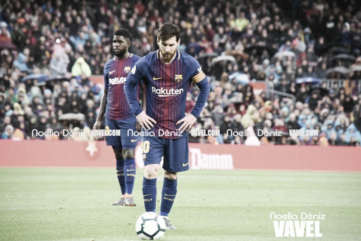 Barcellona - Athletic, impegno interno per Messi e compagni