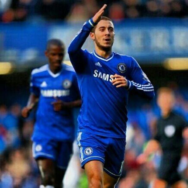 Chelsea se relance, sans briller
