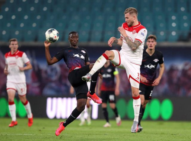 RB Leipzig Blow Late Lead At Home Again, Draw Fortuna Dusseldorf 2-2