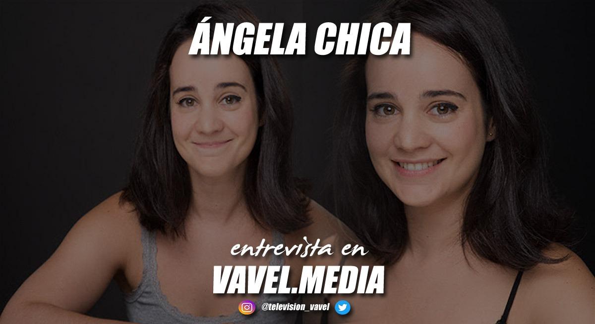 """Entrevista. Ángela Chica: """"Hay que ser muy valiente y aprender probando en esta profesión"""""""