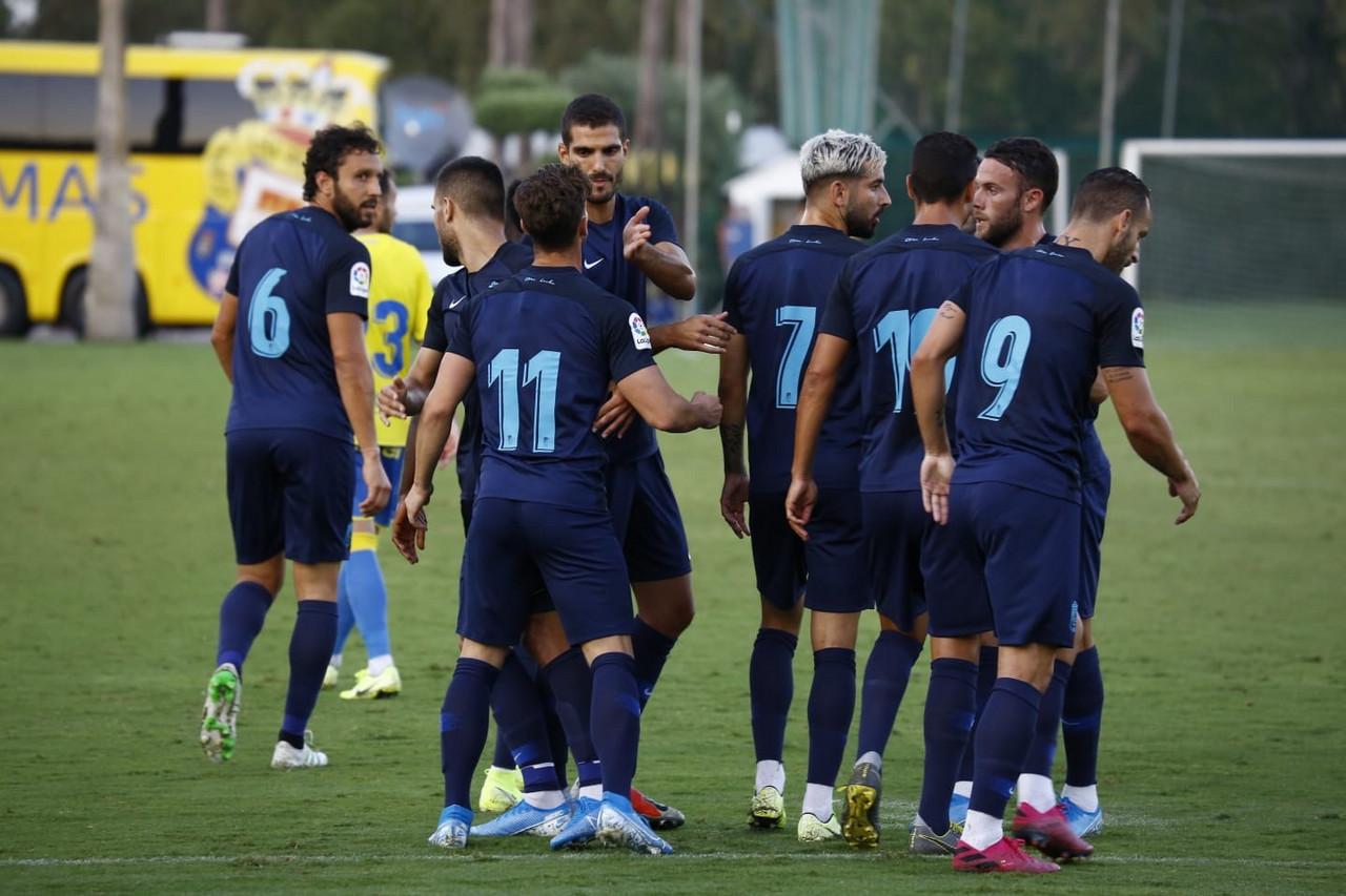 Sexta victoria del Granada CF en un partido serio