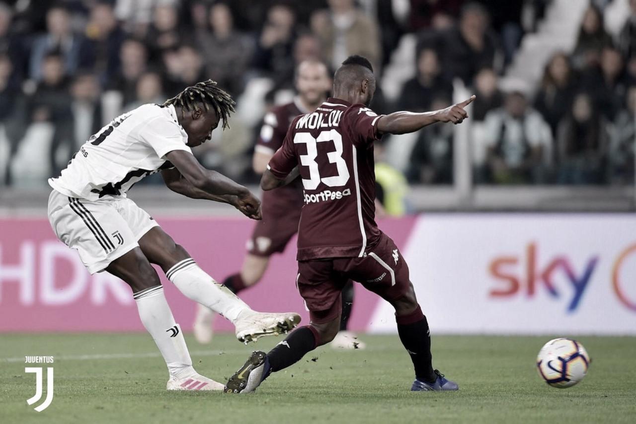 Com gol na reta final, Juventus empata com Torino no clássico de Turim pelo Italiano
