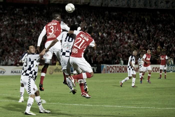 Boyacá Chicó - Santa Fe: arranca la Liga Águila 2016-1