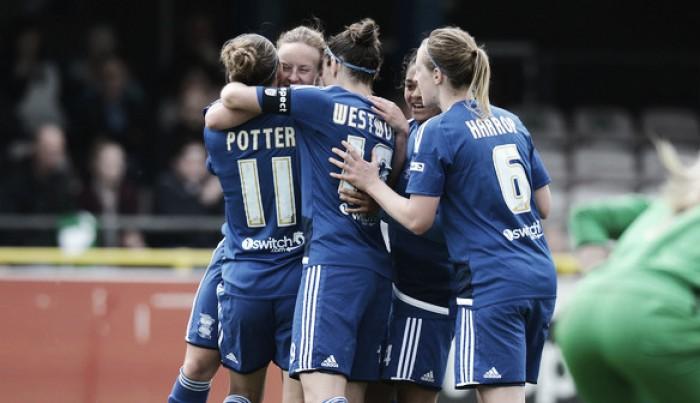 FA WSL 2016 - Mid-season review: Birmingham City