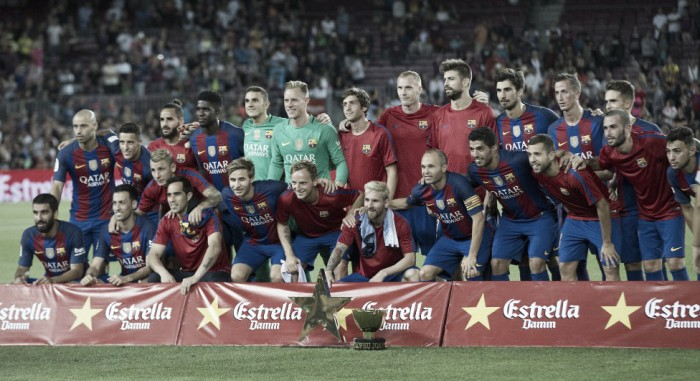Supercoppa spagnola, le ultime di formazione