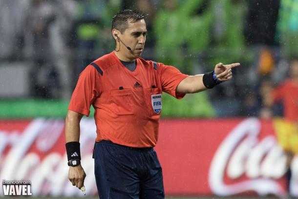 2015 Audi MLS Cup: Jair Marrufo Selected As Referee