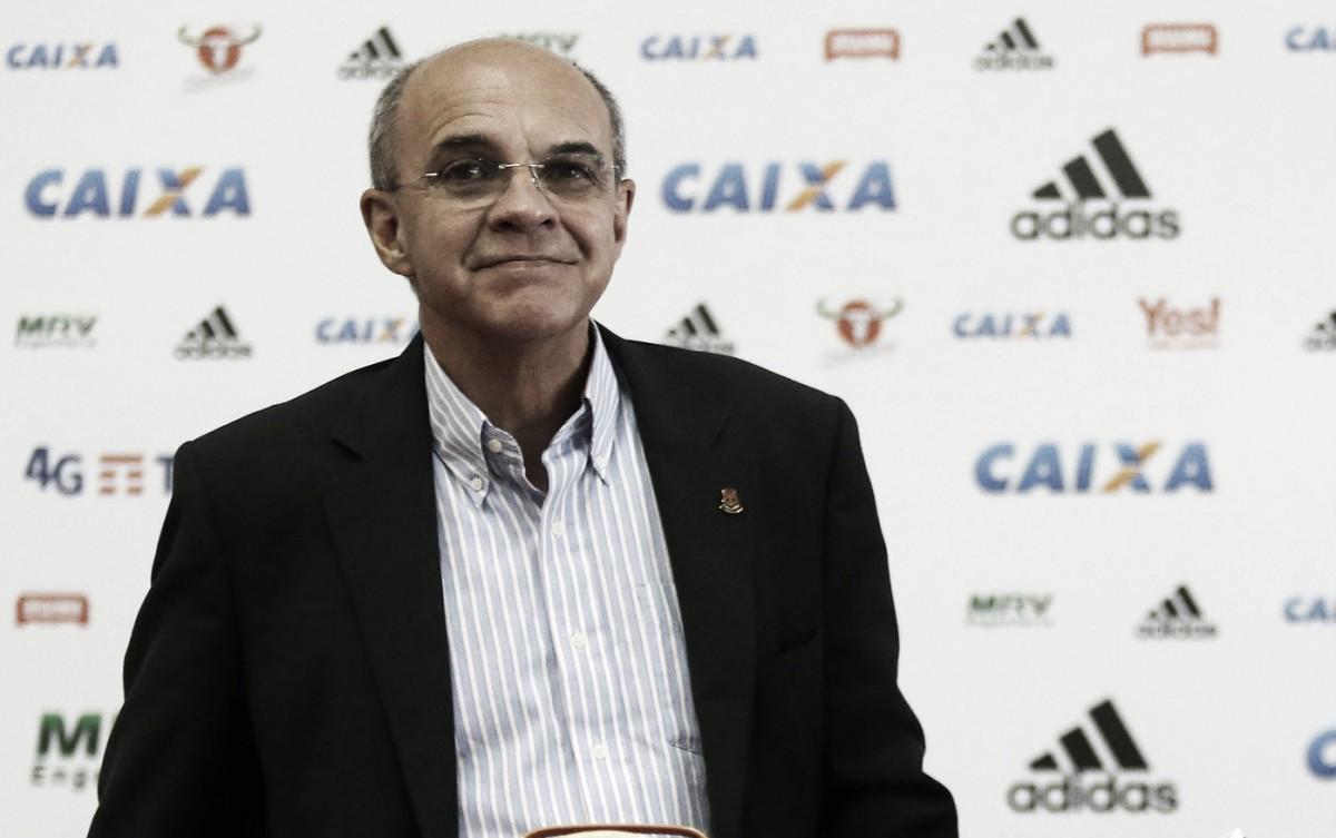 """Bandeira reconhece dificuldade na Libertadores, mas sonha alto: """"Vamos mirar no Real Madrid"""""""