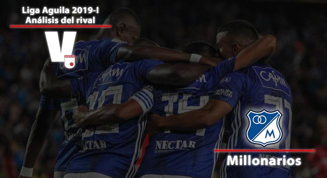 Independiente Santa Fe, análisis del rival: Millonarios