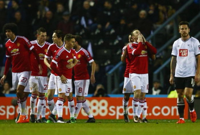 FA Cup, Troppo United per il Derby: Rooney, Blind e Mata cancellano le Rams (1-3)