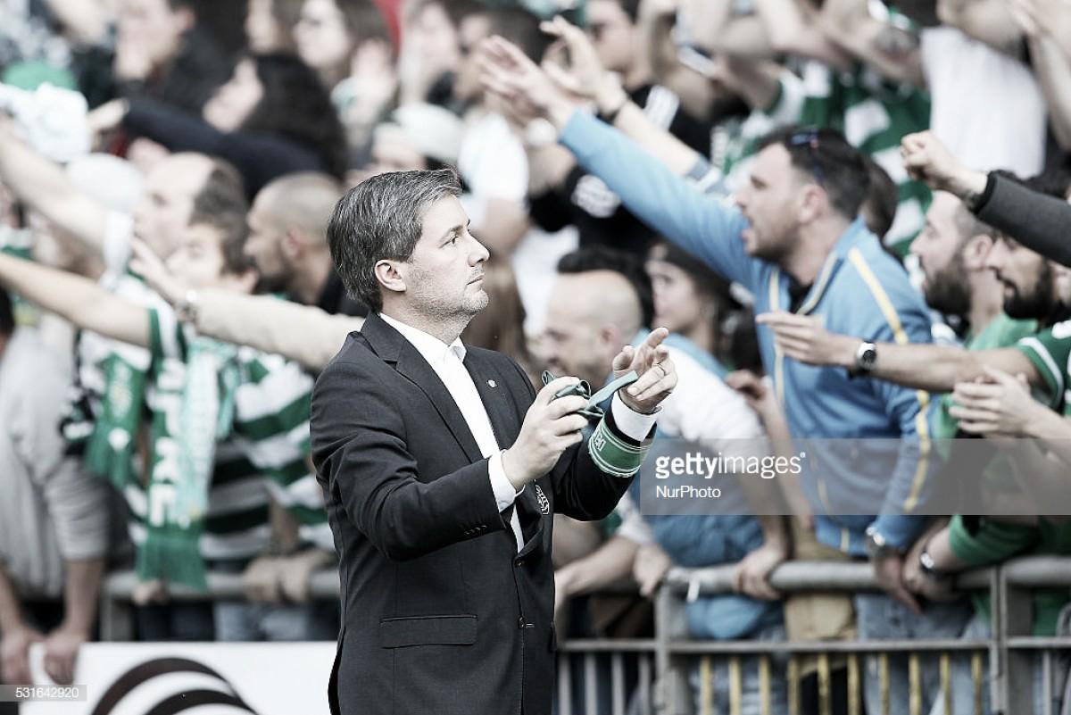 Tribunal dá razão a Bruno de Carvalho