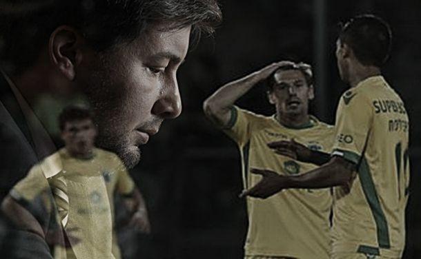 Bruno de Carvalho: «Péssimas exibições não dignificaram o nosso clube»