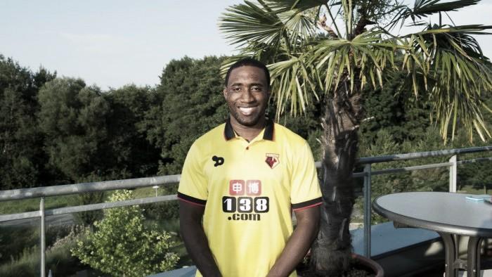 Watford sign Brice Dja Djedje from Marseille