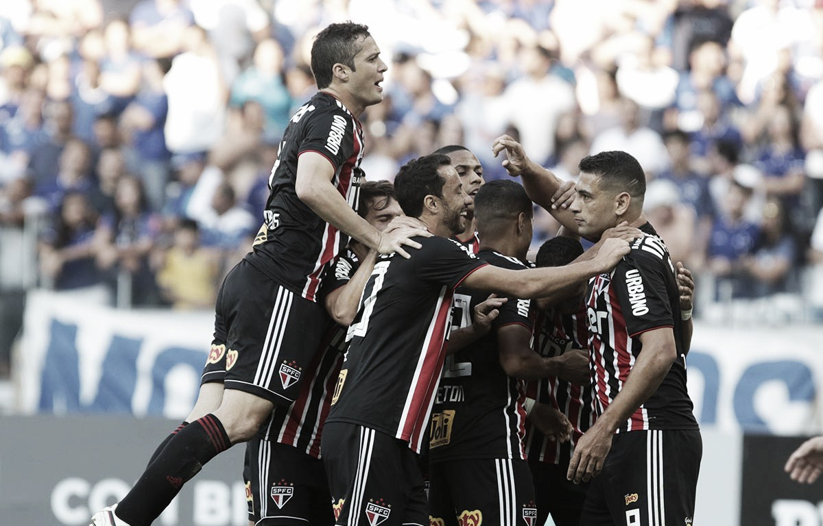 Embalado por boa fase, São Paulo enfrenta Colón pela Sul-Americana