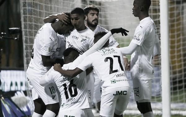 Deportivo Cali volvió a la victoria y al grupo de los ocho
