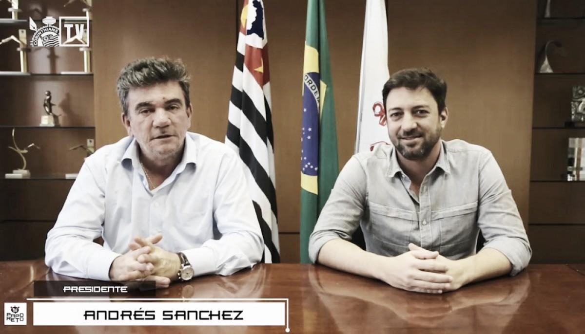 Projetando futuro do Corinthians, diretor de futebol Duílio Monteiro prioriza investir em atletas da base