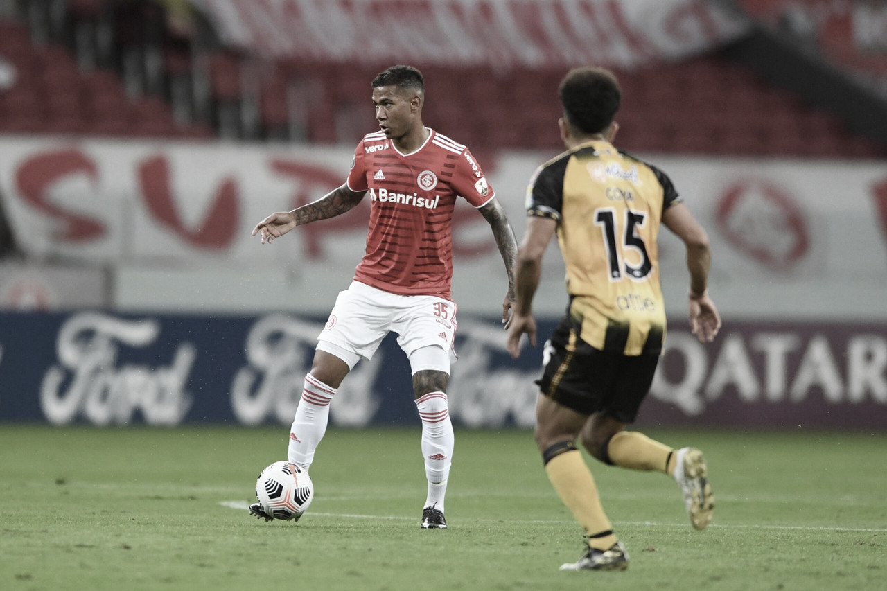 Líder do grupo B, Internacional enfrenta Deportivo Táchira pela Libertadores