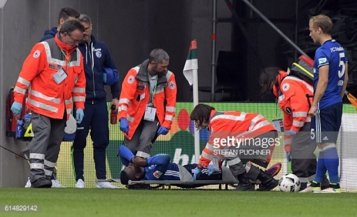 Embolo sustains long-term injury
