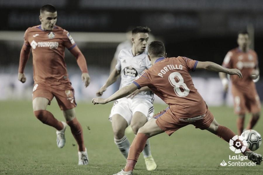 Resumen Getafe vs Celta de Vigo (0-0)