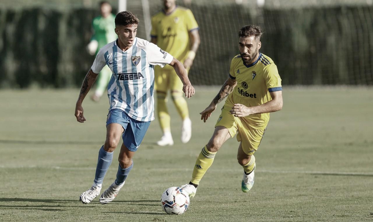 Un Málaga CF zagal