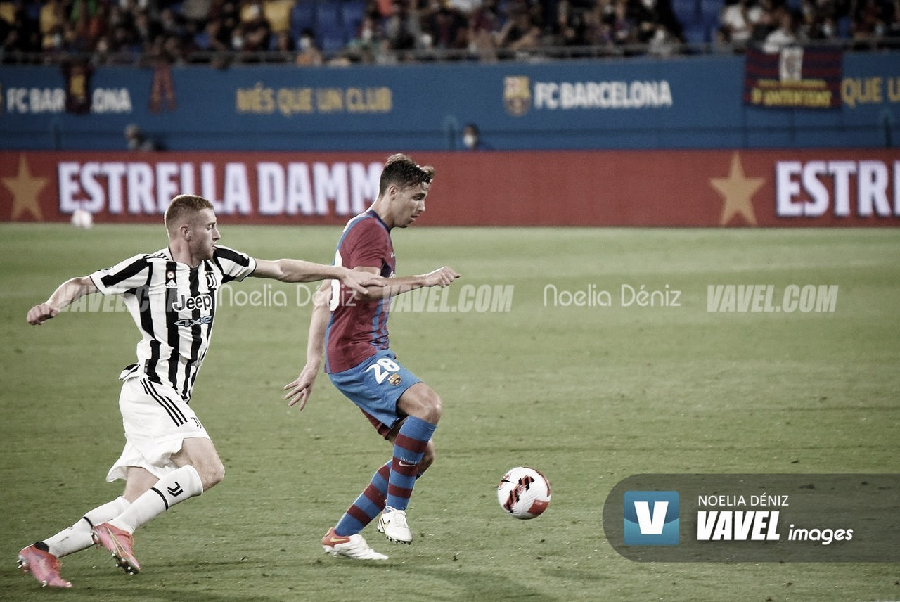 "Nico González: ""Enmarcaré la camiseta de mi debut"""
