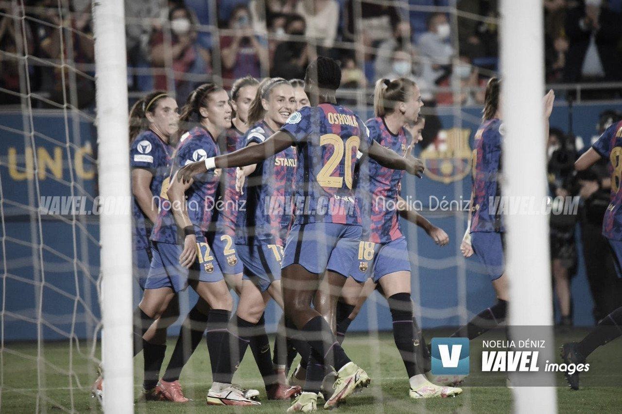 Análisis post: Sufrida victoria del FCB Femení a domicilio (0-2)
