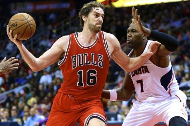 Bulls Defeat Hawks 91-85 As Chicago Clinches Third Seed In Eastern Conference Playoffs