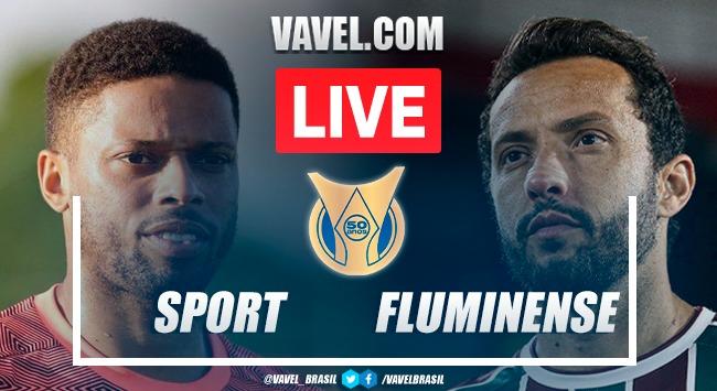 Gols e melhores momentos de Sport x Fluminense pelo Campeonato Brasileiro (1-2)