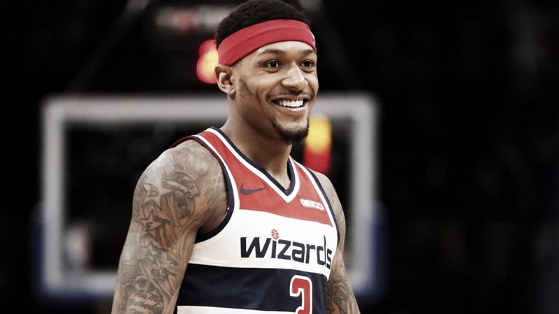 Contrato máximo: Washington Wizards renova Bradley Beal por mais dois anos