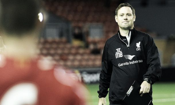 """Liverpool U21 manager claims his players are """"worthy of the Liverpool shirt"""""""
