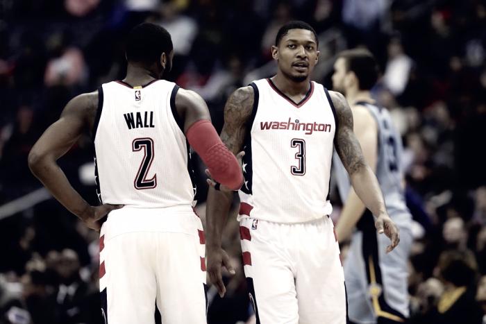 NBA - Washington vola con Wall e Beal, ma la panchina non dà garanzie