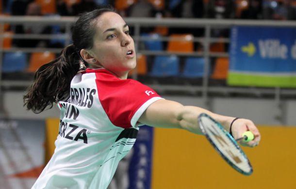 Beatriz Corrales cae ante la vigente campeona mundial