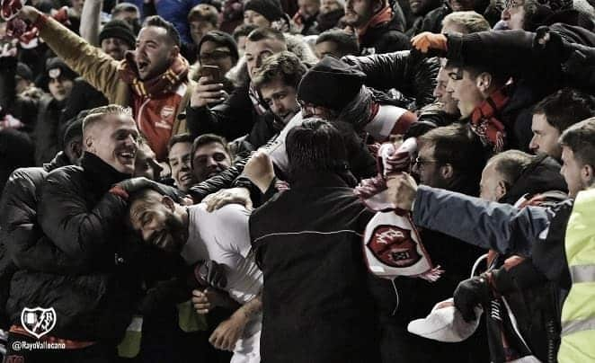 Entradas para el Rayo Vallecano - Real Sociedad