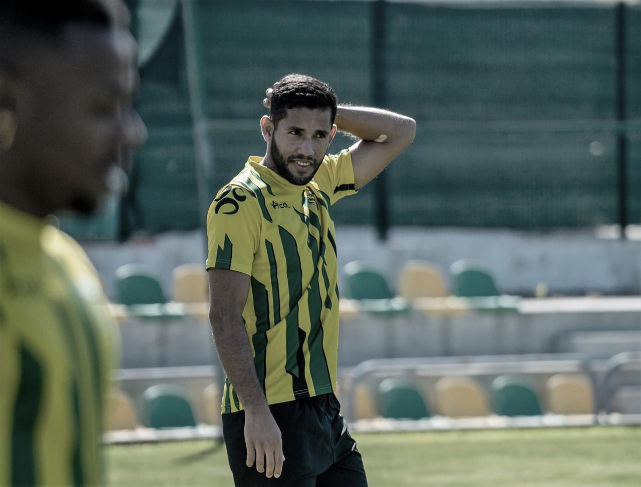 Bebeto destaca potencial do elenco e fala sobre evolução do Tondela na temporada