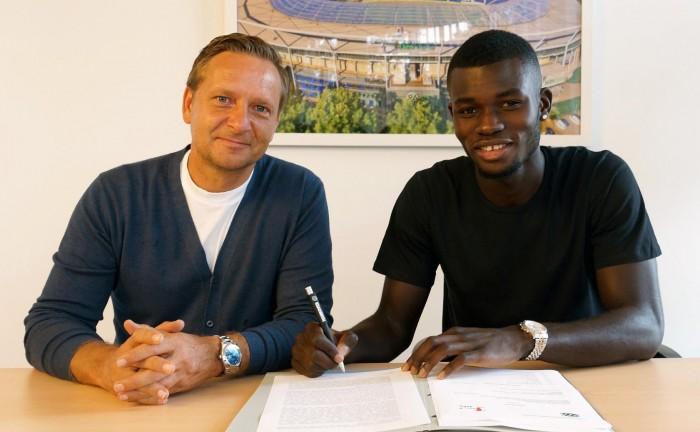 Hannover 96 complete move for winger Ihlas Bebou