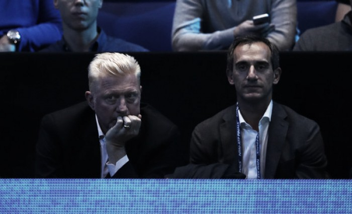 "Becker: ""No hay que meter demasiada presión a Zverev"""