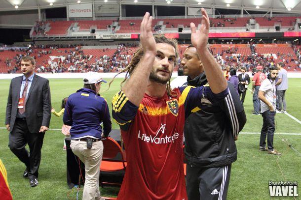 Real Salt Lake vs Los Angeles Galaxy Live Scores And Updates Of 2015 MLS Regular Season