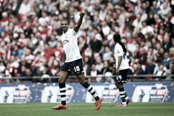 Beckford almost quit before Wembley joy