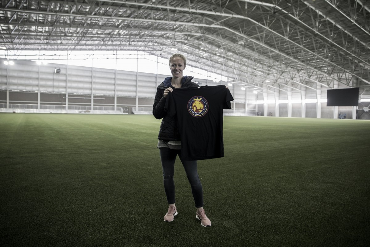 Utah Royals FC announce final roster for 2018