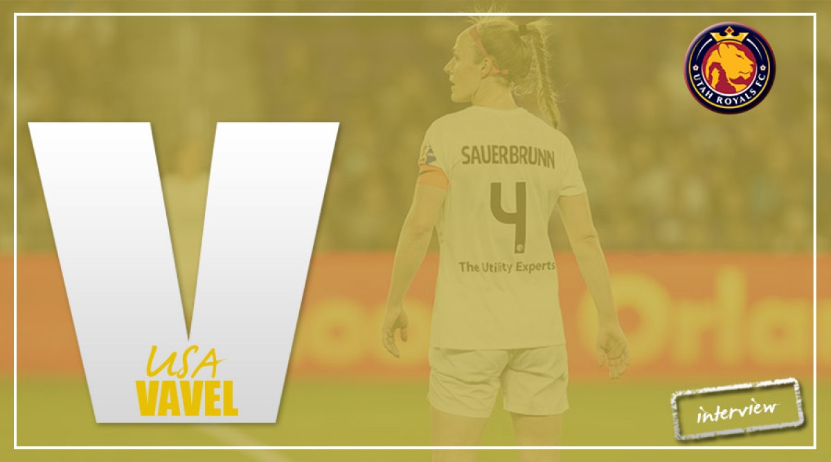 VAVEL USA Exclusive: Becky Sauerbrunn lauds the professionalism of her team