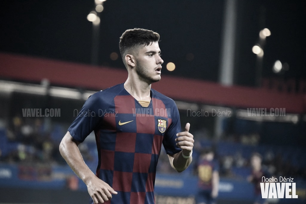 Borussia Dortmund vs. FC Barcelona, en vivo UEFA Youth League 2019/20 (0-1)