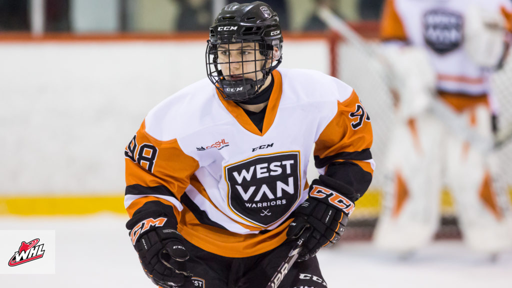 Connor Bedard obtient le statut de joueur «exceptionnel» en WHL