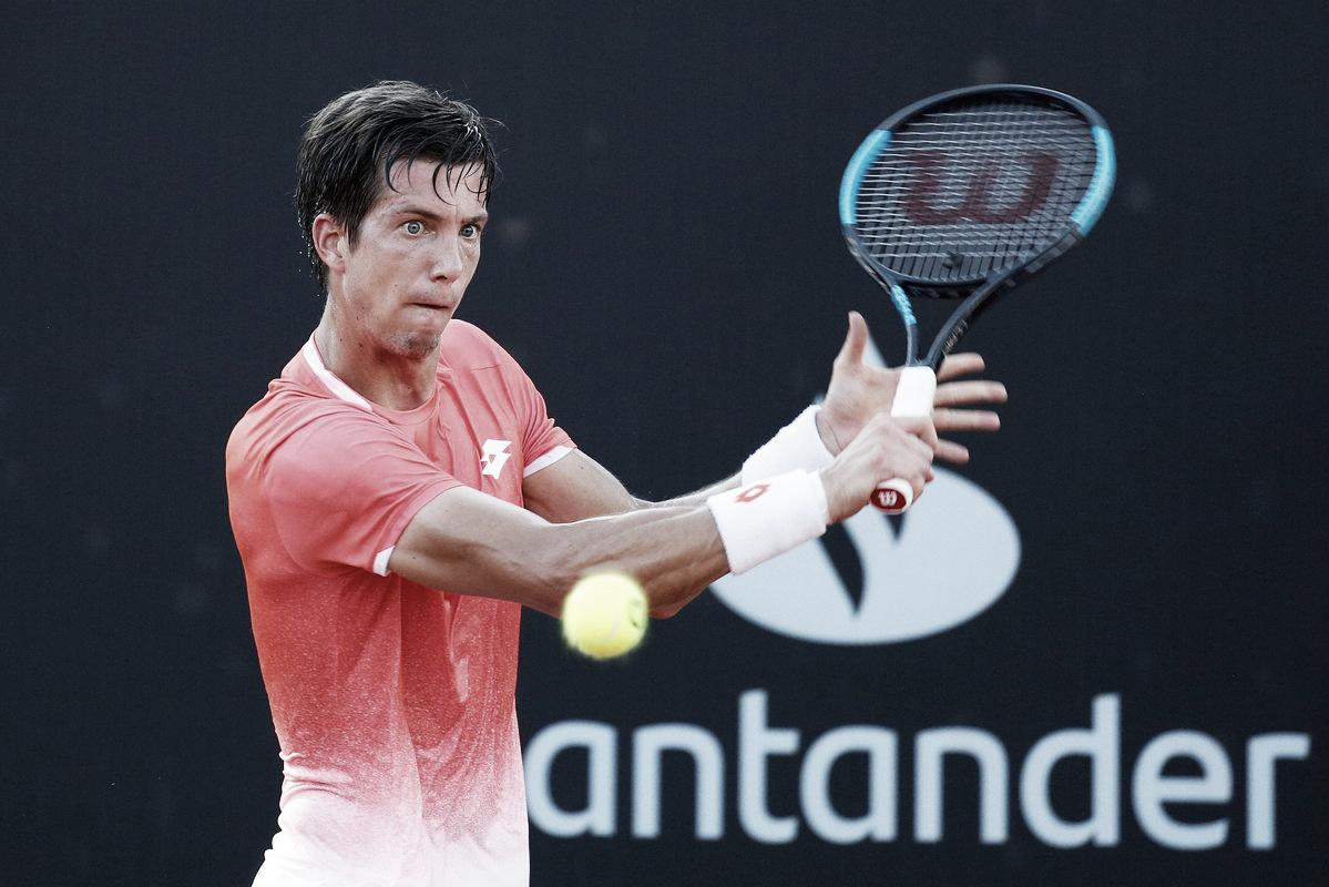 Freguês: Bedene confirma retrospecto e elimina embalado Cecchinato na estreia do Rio Open