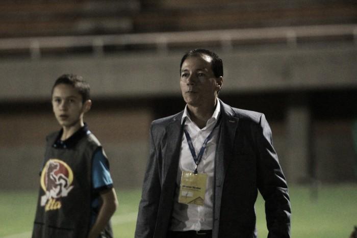 """Rubén Darío Bedoya: """"La clasificación sería un bonito premio por nuestro desempeño"""""""