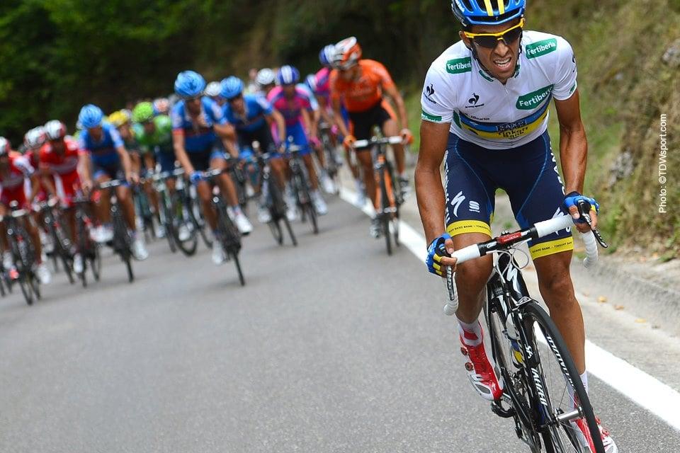 """Alberto Contador: """"He sido un kamikaze"""""""