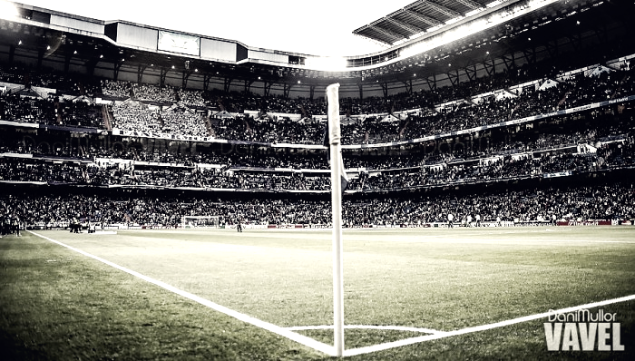 El Málaga CF intentará asaltar el fortín del Bernabéu