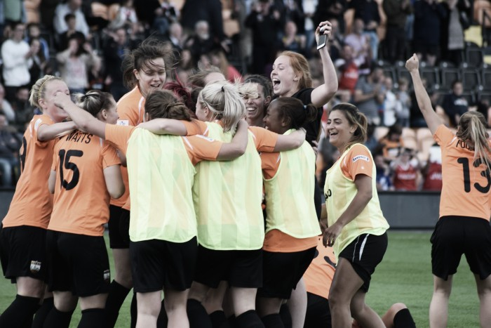 WSL Continental Cup - First Round review: Drama at the Hive, as Chelsea crash out to buzzing Bees