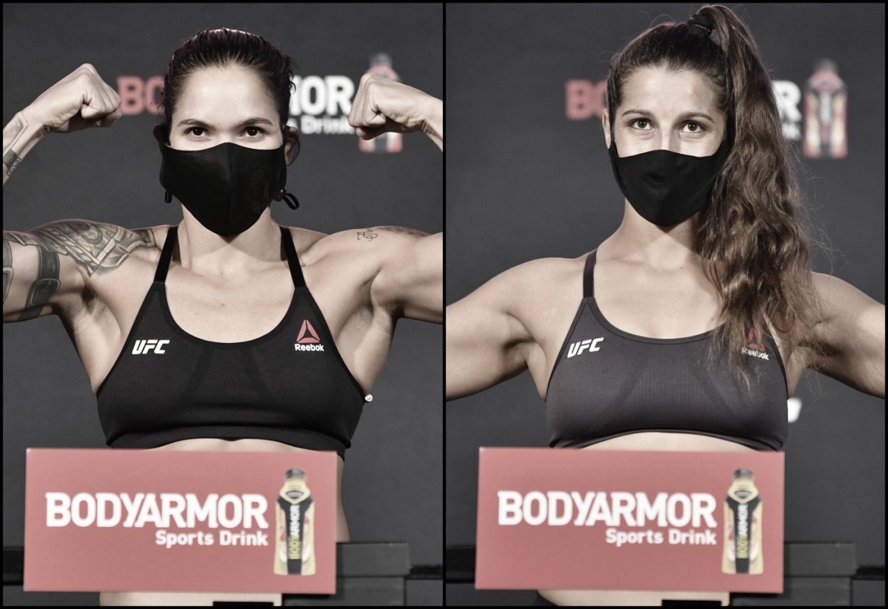 UFC 250: Amanda Nunes y Felicia Spencer listas para la pelea por el cinturón