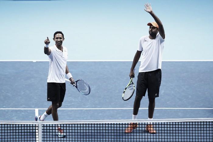ATP World Tour Finals: Klaasen/Ram stun Herbert/Mahut to win debut opener