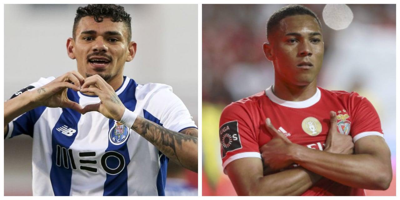 Tiquinho Soares x Carlos Vinicius