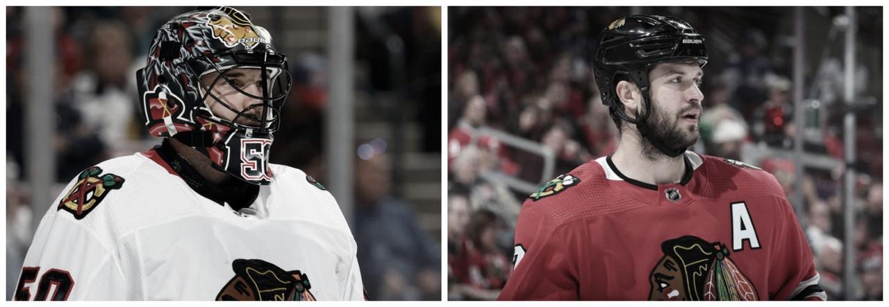 Con un Crawford recuperado y sin Seabrook, los Blackhawks se encaminan a la burbuja